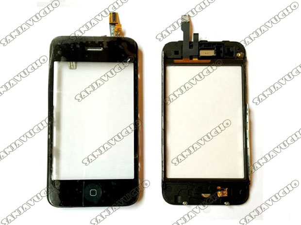 176) TACTIL NEGRO IPHONE 3GS/3G