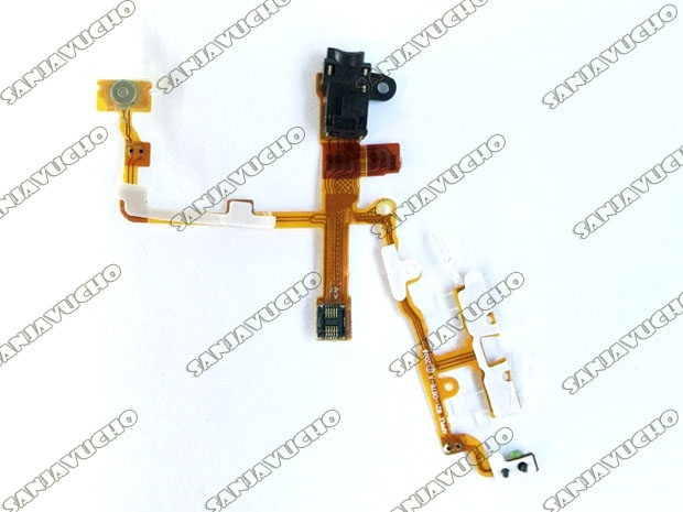 FLEX CONECTOR DE AURICULARES IPHONE 3GS