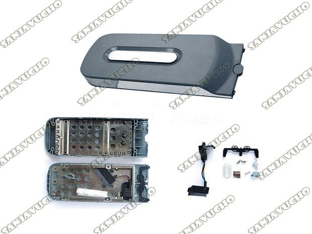 115) porta disco case xbox 360 fat