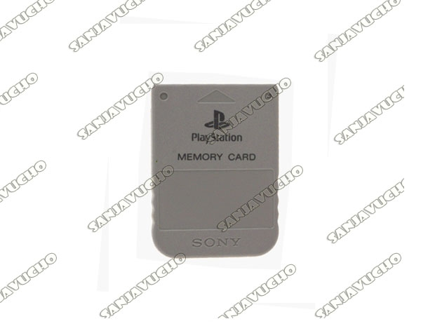 MEMORY CARD 15 BLOQUES PS1 ONE