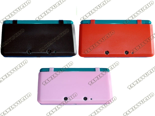 23) SILICONA NEW 3DS XL