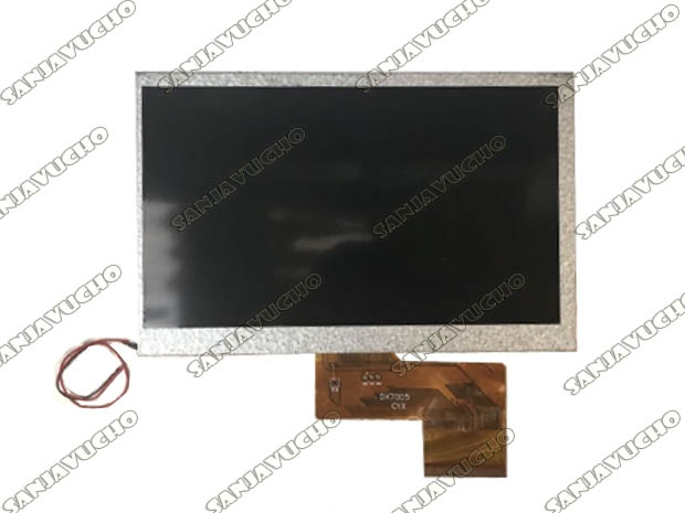 | DISPLAY TABLET 7 50 PIN + CABLE