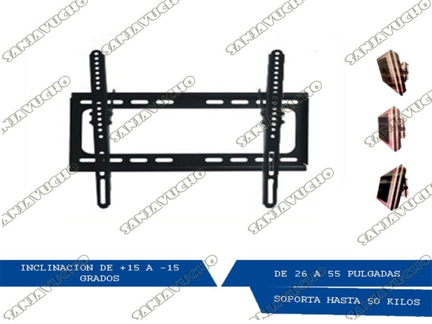 * SOPORTE UNIVERSAL PARED LCD LED DE 26 YT-DT2655