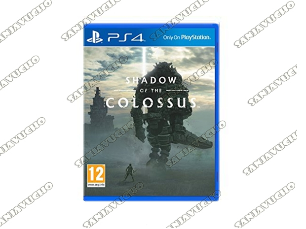 SHADOW OF COLOSUS PS4 OK