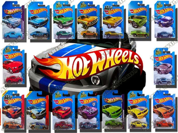 HOT WHEELS BLISTER ORIGINAL