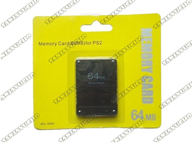* MEMORY CARD 64 MB BLISTER CORTO SIN MARCA