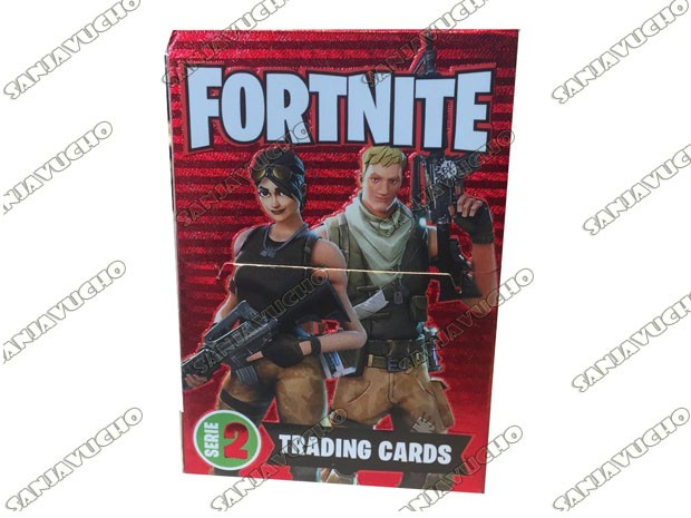 TRADIND CARDS FORTNITE SERIE 2 (PLANET GAME )