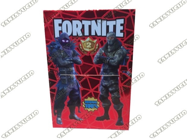TRADIND CARDS FORTNITE SERIE ROJA (FLASH GONDOR)