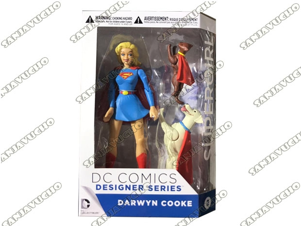 SUPERGIRLD DC COMICS DARWYN COOK